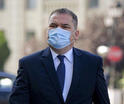 Ministrul sanatatii anunta ca in aceasta seara incepe transferul primilor pacienti in Spitalul modular din Pipera