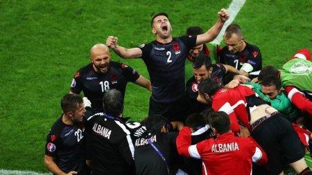 Albania - Polonia, finala pentru locul doi in grupa Angliei. Vedeti aici cotele oferite de FORTUNA