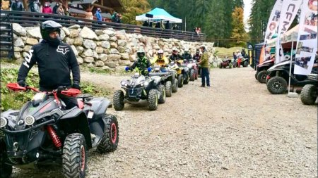 BUCOVINA ATV CHALLENGE, succes de la prima editie!