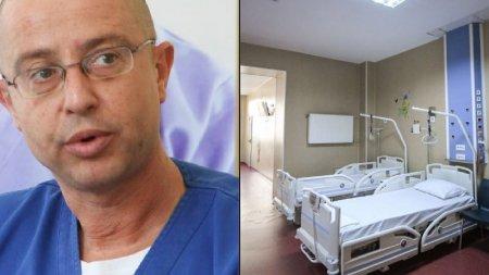Dr. Tudor Ciuhodaru, despre spitalele modulare care stau inchise in plina criza sanitara: Este pur si simplu crima cu premeditare
