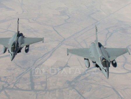 Militanti proiranieni, ucisi in raiduri aeriene efectuate in Siria, atribuite Statelor Unite