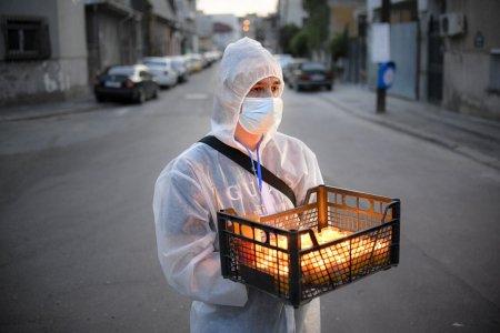 Cifrele dezastrului. 273 de orase din Romania si 7 tari nu au populatie cati morti de COVID are tara noastra de la inceputul pandemiei