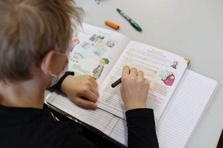 O suta de scoli din Bucuresti au solicitat suspendarea cursurilor. Sorin Cimpeanu: Aproape un sfert din scolile din Capitala sunt in sistem online