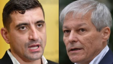 George Simion: Klaus Iohannis joaca poker cu <span style='background:#EDF514'>DESTINUL</span> romanilor. Ciolos nu va fi votat niciodata