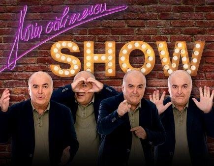 Florin Calinescu revine pe micile ecrane cu Florin Calinescu Show