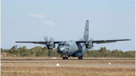 O aeronava Spartan aduce din Italia 5.200 de doze de anticorpi monoclonali pentru tratamentul COVID-19