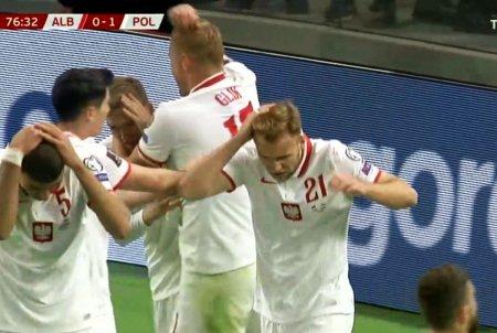 Incidente grave si in Albania - Polonia, meci intrerupt timp de 20 minute