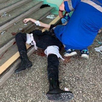 <span style='background:#EDF514'>ATAC ARMAT</span> la posta americana din Memphis soldat cu 3 morti