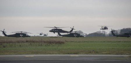 Cavaleria US Army ajunge in Romania