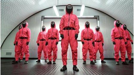 Squid Game, cel mai popular serial Netflix la debut. Peste 100 de milioane de <span style='background:#EDF514'>CONTURI</span> l-au vizionat