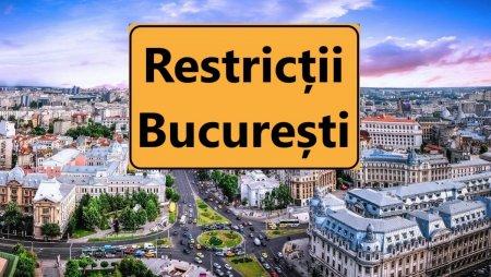 Cod rosu de COVID in Bucuresti. Incidenta a depasit 15 la mia de locuitori