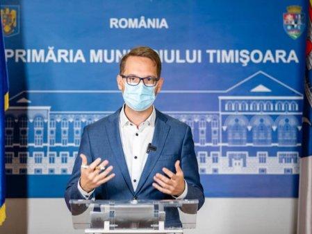 Primarul Timisoarei, despre explozia pretului la energie: Costurile pe zi sunt in jur de 2 milioane de lei