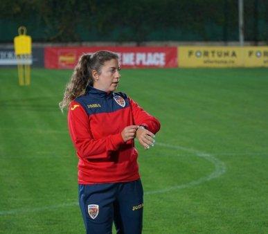 Ora 12. Viata mea in fotbal. Invitat: Irina Giurgiu prima femeie care a obtinut licenta Pro din Romania