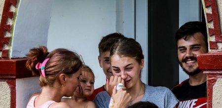 Povestea unor copii, care au trecut prin momente crunte alaturi de mama lor, prezentata la Visuri la <span style='background:#EDF514'>CHEIE</span>. Ne ardea cu focul la picioare