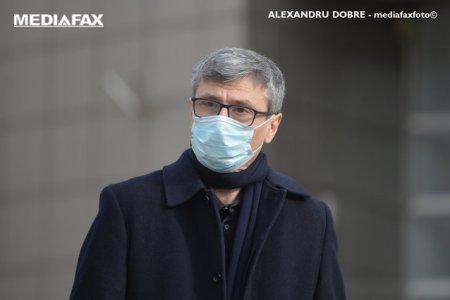 Virgil Popescu revocat Consiliului de Administratie al Uzinei Moreni, inainte de anuntarea noului director general