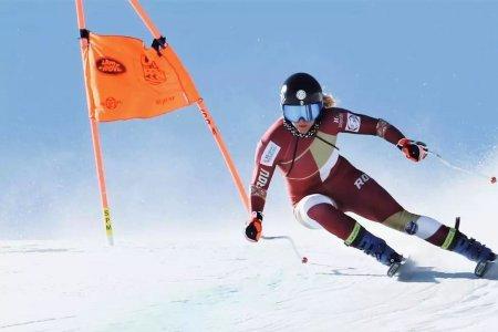 Conducerea FR Schi refuza din nou participarea celei mai bune sportive din Romania!