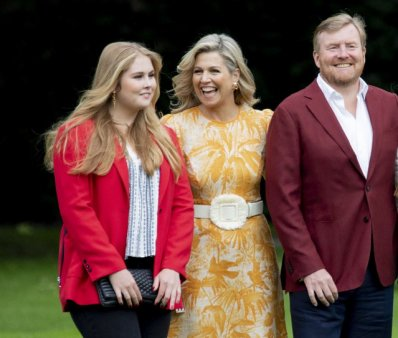 Printesa mostenitoare a Olandei ar putea sa se casatoreasca cu o persoana de <span style='background:#EDF514'>ACELASI SEX</span>, fara sa piarda dreptul la tron