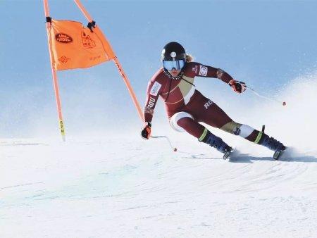 JO de iarna. Conducerea Federatiei de Schi refuza din nou participarea celei mai bune sportive din Romania, acuza managerul ei
