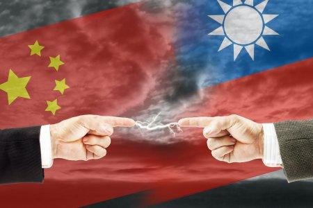 <span style='background:#EDF514'>RISCURI</span>le acute ale unui conflict pentru Taiwan. Tensiunile sino-americane amplifica pericolul ca un accident sa duca la razboi