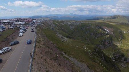Transalpina Clujului, plina de denivelari. Cum arata drumul care doar ce a fost reabilitat (FOTO)