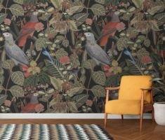 Tapetul - de la bun de lux la un element comun in design-ul interior