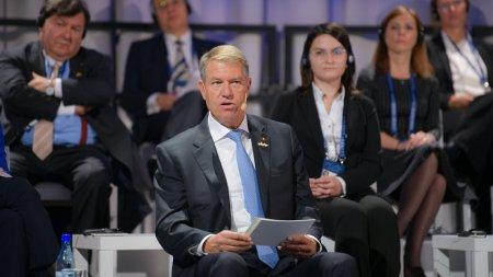 Klaus Iohannis, la Forumul de la Malmö, Suedia: Incercarile de a nega sau distorsiona Holocaustul devin tot mai periculoase