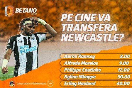 Newcastle United, noua forta a fotbalului mondial? Ce sanse au in sezonul urmator si ce jucatori de top pot ajunge la club