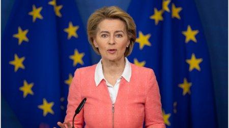 Ursula von der Leyen ameninta Polonia cu masuri din cauza deciziei Tribunalului Constitutional
