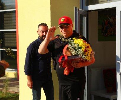 Sumudica a intrat in paine la Malatyaspor cu un discurs motivational
