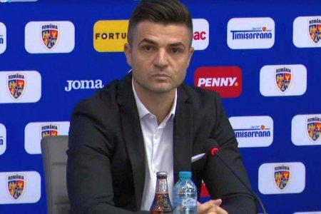 Haos in <span style='background:#EDF514'>AVIONUL</span> Romaniei U21: Injuraturi rasiste intre jucatori » Reactia lui Florin Bratu