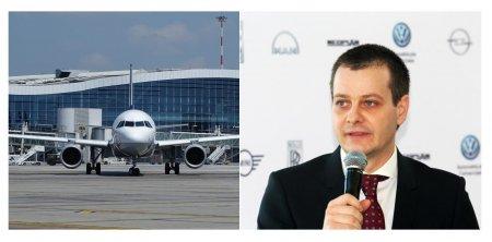 George Dorobantu este noul director general al Companiei Nationale Aeroporturi Bucuresti