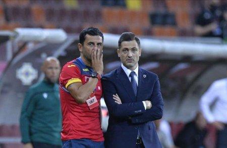 Nicolae Dica ii ia apararea lui Mirel Radoi: Daca era vorba despre lasitate, plecam dupa meciul tur cu Armenia!