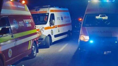 Doi tineri, o fata si un baiat, au murit pe loc intr-un cumplit accident in Cernica, Ilfov