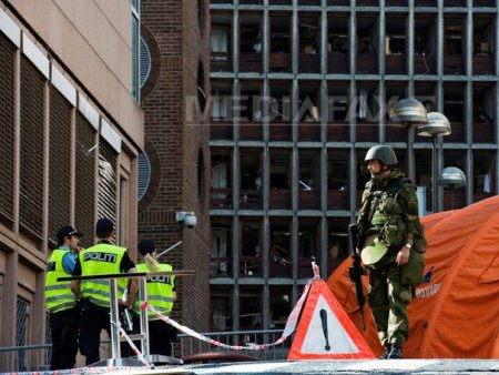 News alert. Numerosi morti si raniti in urma unui atac produs in Norvegia
