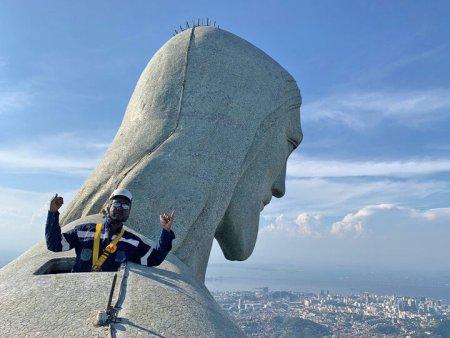 Celebra Cristos Mantuitorul din Rio de Janeiro a implinit 90 de ani. Momentele dificile ale statuii (VIDEO)