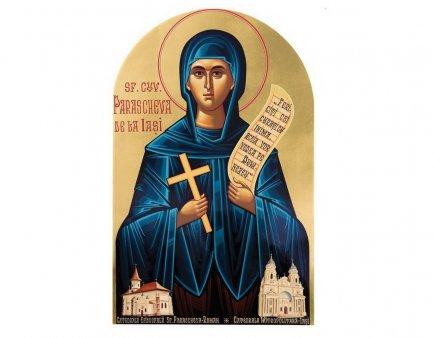 <span style='background:#EDF514'>CALENDAR</span> Ortodox, 14 octombrie. Cruce rosie. Ce e interzis sa faci de Sfanta Parascheva