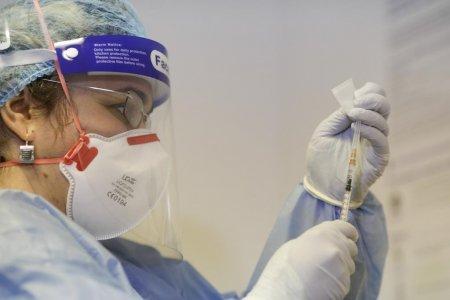O noua transa de vaccin Pfizer soseste astazi in tara