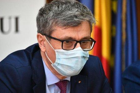 Virgil Popescu: Compensarea facturilor la energie electrica si gaze se va aplica de la 1 noiembrie pana la 31 martie 2022