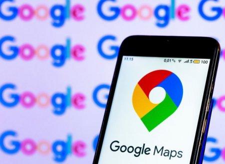 Servicii noi oferite de Google Maps: rute mai putin poluante, inovatie pentru biciclisti si semafoare inteligente