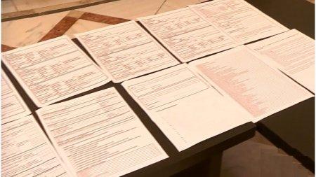 Deputatii, despre formularul pentru ajutorul de incalzire: Bataie de joc intinsa pe 14 <span style='background:#EDF514'>PAGINI</span>!