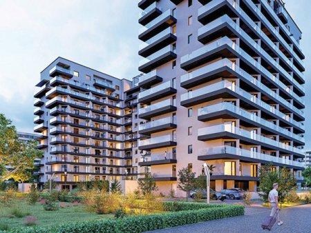 Fondul de investitii NEPI <span style='background:#EDF514'>ROCK</span>castle, specializat pe malluri, intra oficial pe piata rezidentiala si face locuinte langa Vulcan Value Centre. Complexul cu 256 de apartamente va fi finalizat in trimestrul trei din 2023