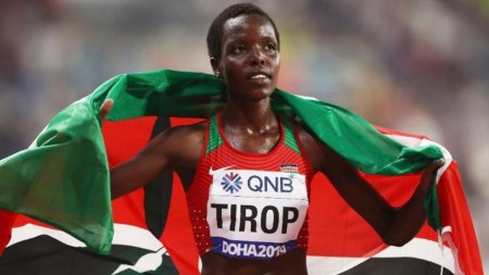 Atleta olimpica, asasinata in propria casa. Luna trecuta a doborat un record mondial