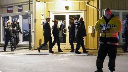 Atacul mortal din Norvegia. Suspectul se convertise la I<span style='background:#EDF514'>SLAM</span> si fusese contactat de politie inainte de raidul ucigas. Majoritatea victimelor sunt femei