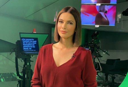 Andreea Berecleanu lipseste de la stirile Prima TV. Primele declaratii: Nu e nicio problema grava de sanatate, dar am dreptul la confidentialitate