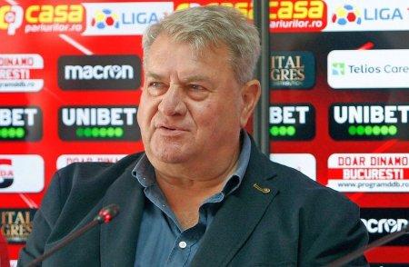 Reactia lui Iuliu Muresan dupa ce Dinamo risca din nou interdictia la transferuri: Vom avea contraargumente pentru a ne apara si sustine cauza