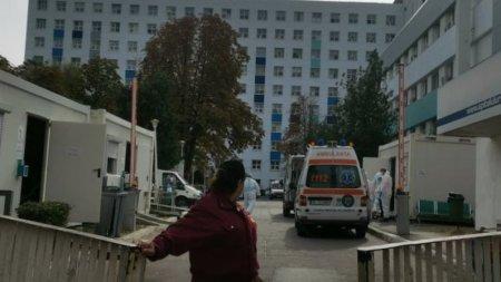 Tragedie la un spitalul din Galati: Un pacient a murit dupa ce s-a aruncat de la etajul 8
