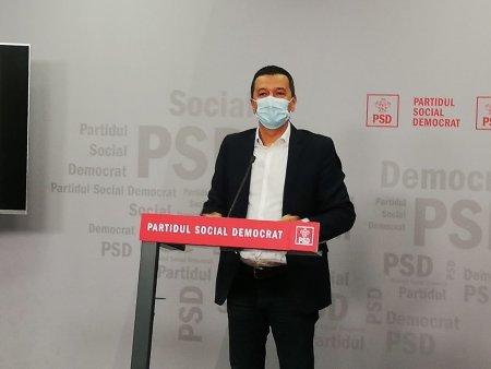 PSD va lupta pentru presedintia Camerei Deputatilor, anunta Sorin <span style='background:#EDF514'>GRINDEANU</span>: Vom avea un candidat