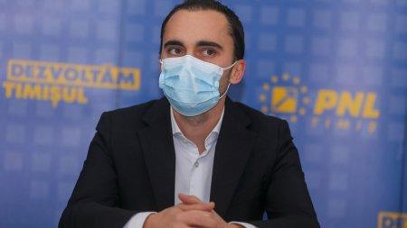 Deputatul PNL Cosmin Sandru, urmarit penal de DNA pentru mita la <span style='background:#EDF514'>MOTIUNEA DE CENZURA</span>