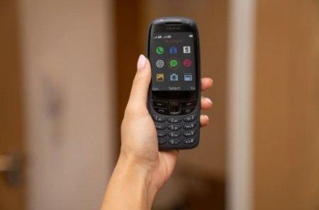 <span style='background:#EDF514'>CARAMIDA</span> Nokia revine! Modelul 6310, intr-o noua versiune, la aniversarea celor 20 de ani