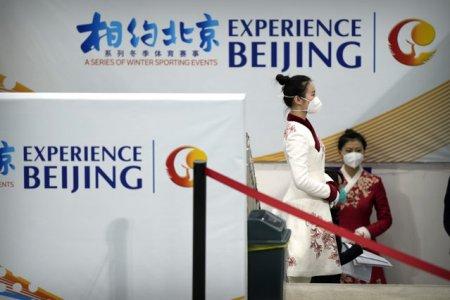 Jocurile de la Beijing sunt pregatite de preluarea flacarii olimpice, insa se afla sub semnul protestelor